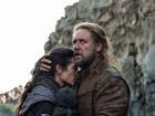 Russell Crowe anuncia vinda ao Brasil e pede a Papa que veja 'Noé'