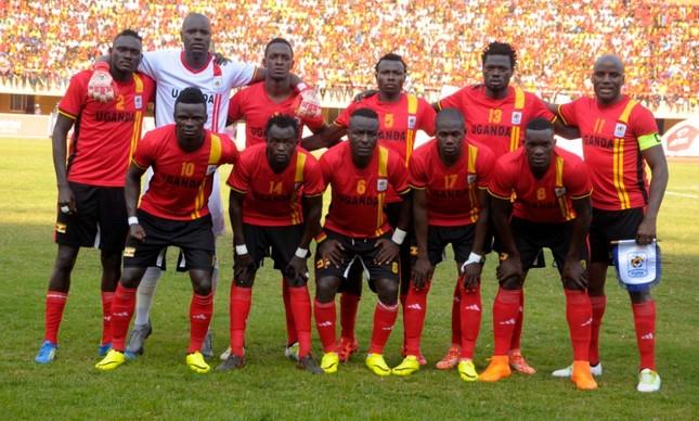 A seleção de Uganda receberá ajuda dos políticos do país
