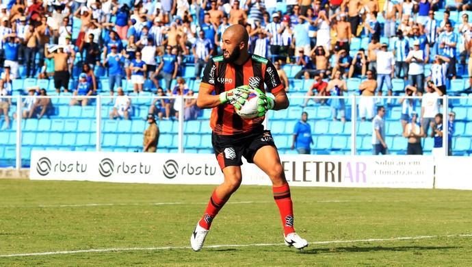 Alex Figueirense (Foto: Luiz Henrique/Figueirense FC)