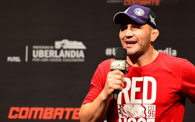Rashad Evans x Glover sera la pelea principal para el UFC Porto Alegre