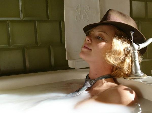 A atriz Charlize Theron (Foto: Divulgação)