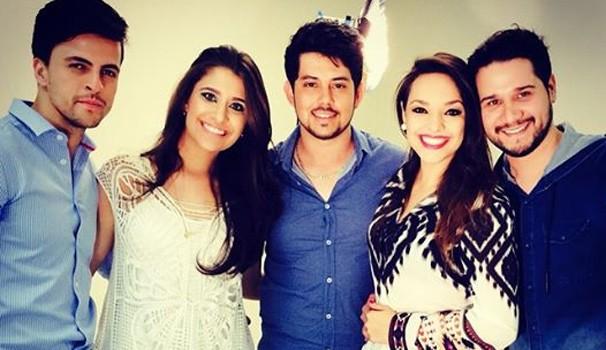 Paraná TV The Voice (Foto: Reprodução/ Redes Sociais)