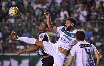 Para Vilaron, Santos foi surpreendido com dificuldade de jogo e desanimou