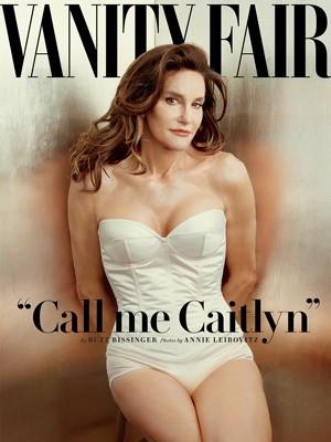 Bruce Jenner na capa da 'Vanity Fair' (Foto: Divulgação)