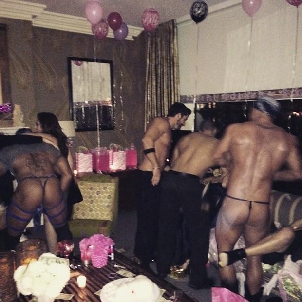 Festa Lady Gaga (Foto: Reprodução/ Instagram)