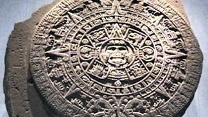 Calendário maia (Foto: BBC)