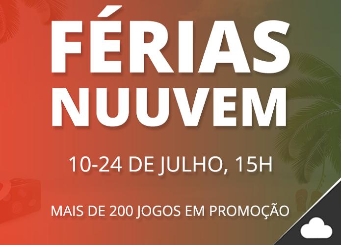 Promoção Férias Nuuvem está com mais de 200 jogos em oferta. (Foto: Divulgação)
