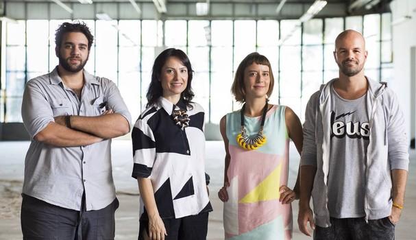 Fundadores do Malha (Foto: Jornal O Globo)