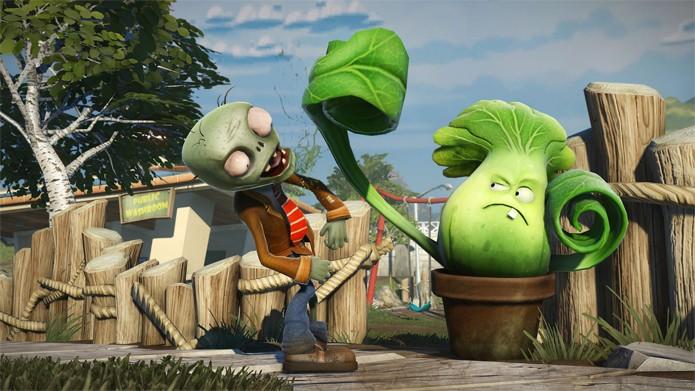 Plants vs. Zombies: Garden Warfare (Foto: Divulgação)