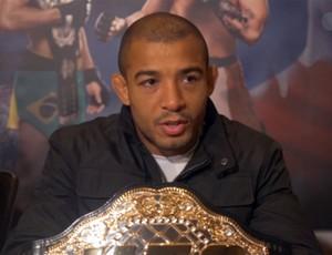 Entrevista José Aldo UFC (Foto: Reprodução / MMAJunkie)