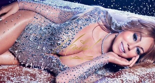 Mariah Carey (Foto: Reprodução/MAC)