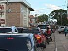 Sete motociclistas são notificados por transporte clandestino em Rio Branco