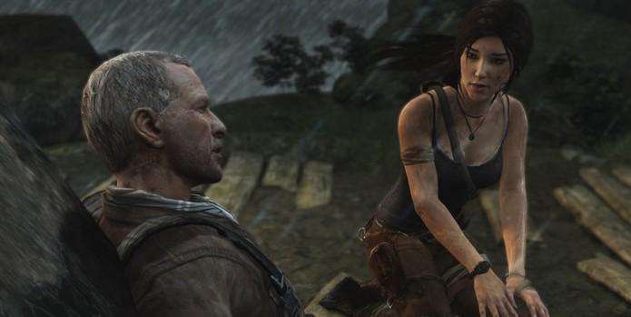 Tomb Raider para PC (Foto: Divulgação)