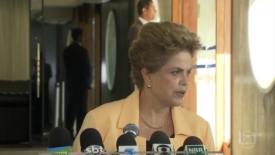 Governo diz que entrega cargos só depois da votação do impeachment
