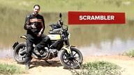 Ducati Scrambler: primeiras impressões em vídeo