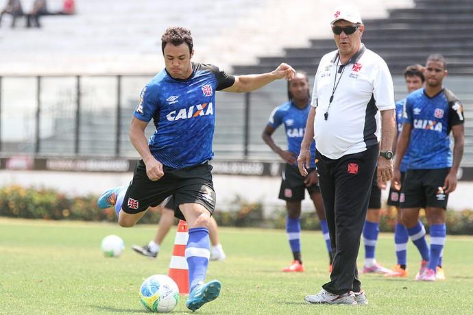 kleber vasco treino (Foto: Marcelo Sadio / vasco.com.br)