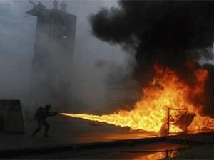 exército terrorismo (Foto: Brigada de Operações Especiais/Divulgação)