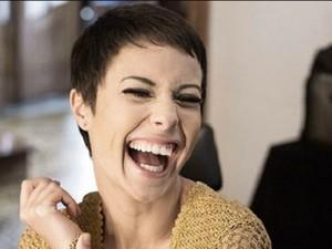 Andreia Horta vive Elis Regina em filme de Hugo Prata (Foto: Divulgação)