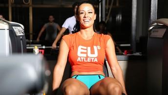 Brasileira é eleita o corpo mais bonito dos EUA (Davi Borges / MF Models Assessoria)