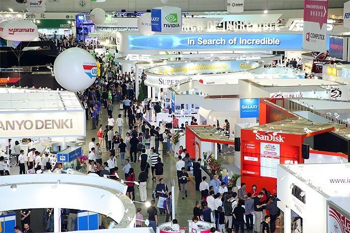 Computex é uma das feiras de tecnologia mais aguardadas do ano (Foto: Divulgação/Computex)