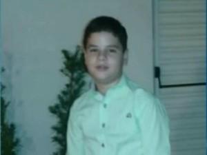 Menino desaparecido em Pombal, na Paraíba, foi encontrado morto na sexta-feira (22) (Foto: Reprodução/ TV Paraíba)