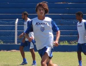 Acácio CSA (Foto: Viviane Leão/GloboEsporte.com)