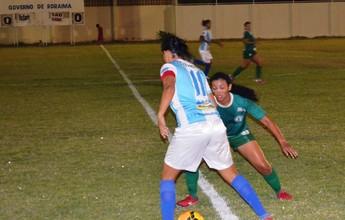 Mundão e Iranduba-AM duelam pelo jogo de ida da Copa do Brasil Feminina