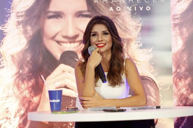 Paula Fernandes (Foto: Celso Tavares / EGO)