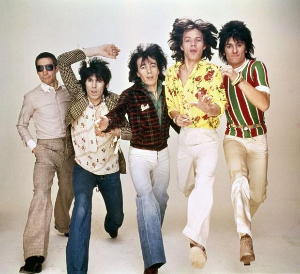 Exposição Rolling Stones  (Foto: Divulgação )
