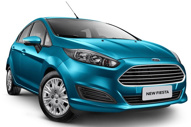 Ford lança nova versão do New Fiesta automático por R$ 55.990 (Foto: Divulgação)