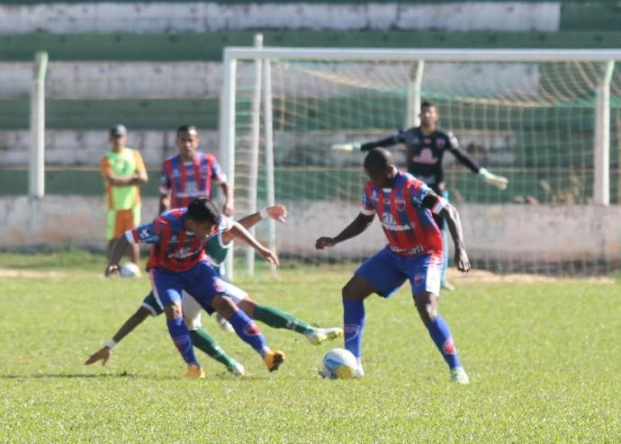 Duelo contra o Tanabi foi marcado pela entrega dos prudentinos (Foto: Rogério Mative / Divulgação, Grêmio Prudente)