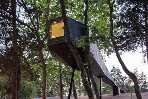 Tree Snake House (Foto: Eduardo Cunha)