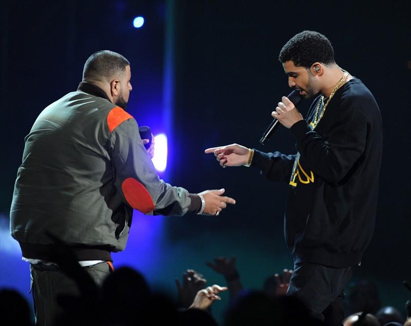 Drake e DJ Khaled lanam msica nova,