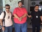 Preso suspeito de fraude em camarotes (Divulgação/Polícia Civil)