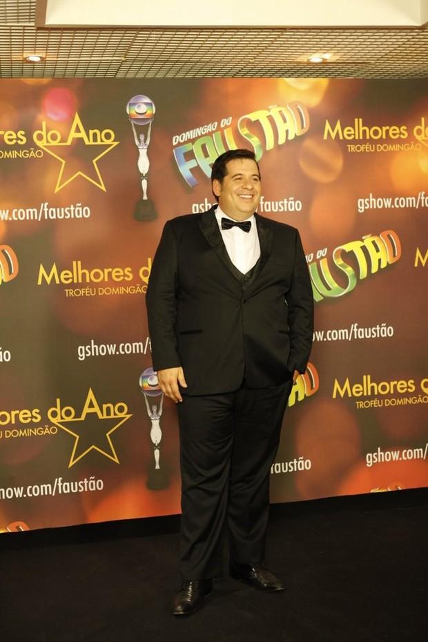Leandro Hassum no Prêmio Melhores do Ano (Foto: Marcos Serra Lima / EGO)