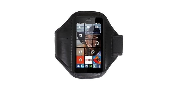 Braçadeira para Microsoft Lumia 640 XL (Foto: Divulgação/Underbody)