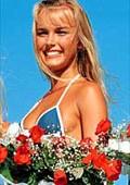 Francieli Denise Fischer , Garota Verão 1999 (Foto: Zero Hora)