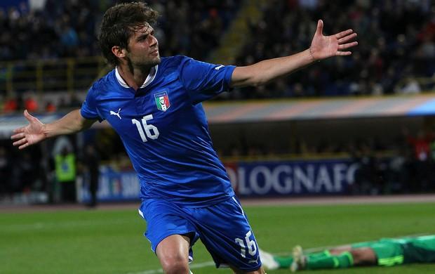 Andrea Poli gol Italia (Foto: Getty Images)