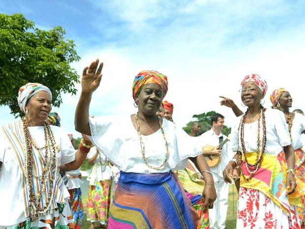 As Ganhadeiras de Itapuã foi formada em 2004 (Foto: Ricardo Prado/Divulgação)