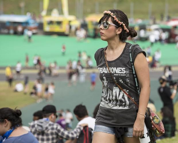Looks Lollapalooza (Foto: Felipe Monteiro)