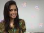 Thais Fersoza comemora gravidez e mostra plaquinha: 'Princesa a caminho'