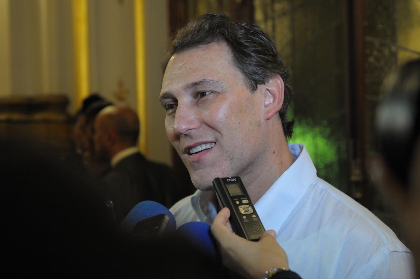 Paulo Goulart Filho (Foto: Francisco Cepeda e Léo Franco/AgNews)