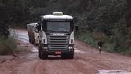 Condições ruins das estradas do MA prejudicam escoamento da safra de soja