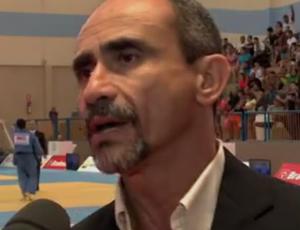 Nilson Gama, presidente da Federação Alagoana de Judô (Foto: Reprodução TV Gazeta)