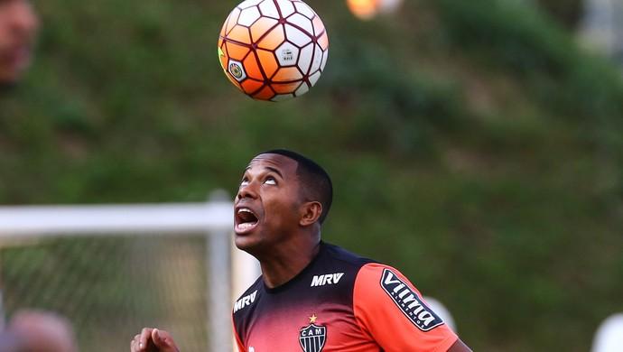 Robinho, atacante do Atlético-MG (Foto: Bruno Cantini / Atlético-MG)
