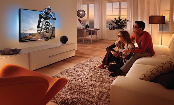 TVs 3D se popularizaram (Foto: Divulgação)