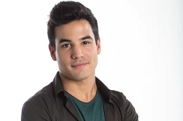 Bruno Gadiol, do 'The voice Brasil' (Foto: Reprodução)
