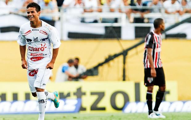 Cesinha gol Bragantino x São Paulo (Foto: Léo Pinheiro / Ag. Estado)