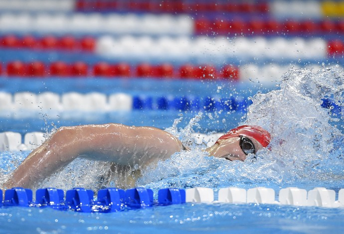 Phelps garante vaga nos 200m borboleta dos Jogos do Rio