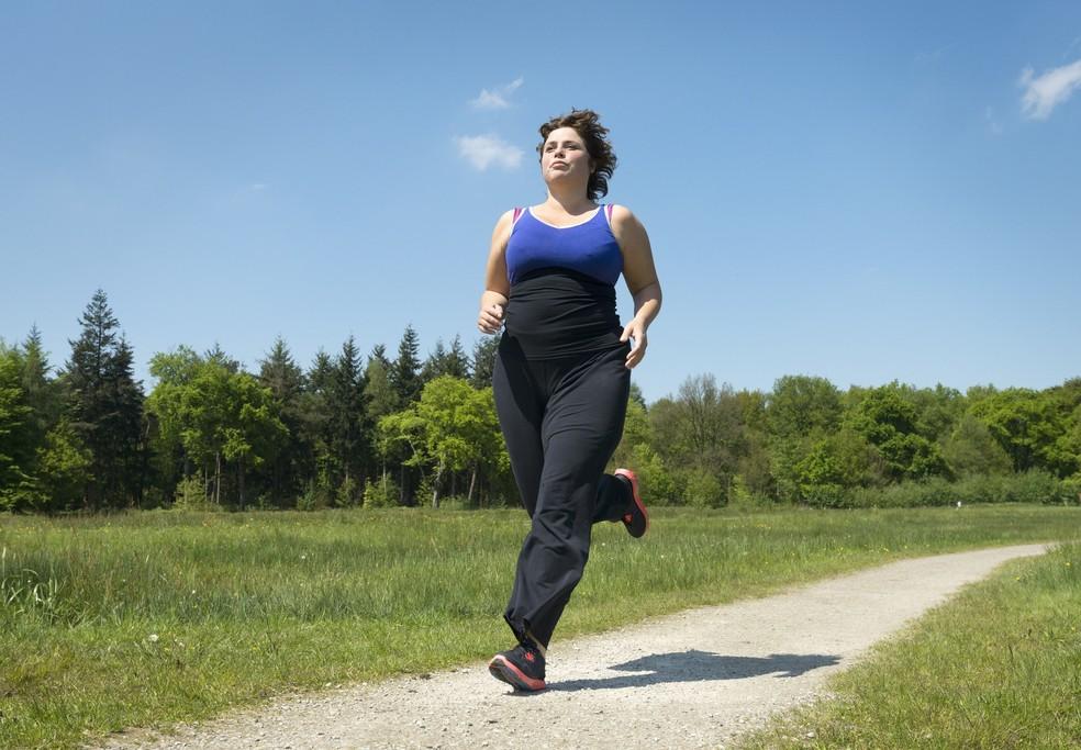 Pesquisa mostra que pessoas que só fizeram aeróbico também perderam massa muscular (Foto: Getty Images)
